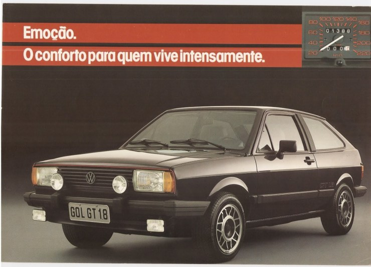 Gol GT 1986  _1_